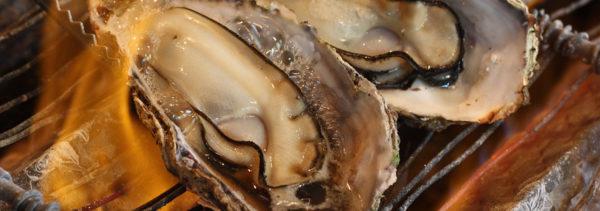 宮島 牡蠣屋 焼きがき
