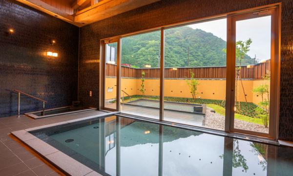 高知 北川村温泉 ゆずの宿 天然温泉