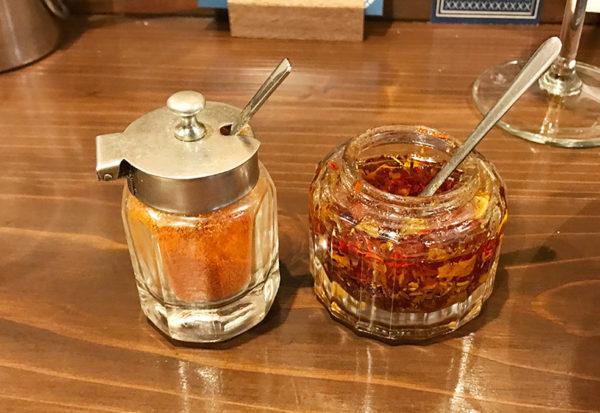 神戸 スパイスカレー A SPICE & BEATS エー スパイス&ビー 辛子 辛味