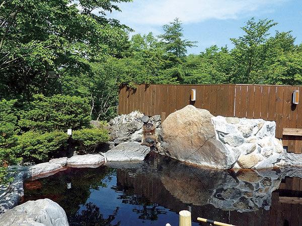 竹山高原ホテル 竹山高原温泉