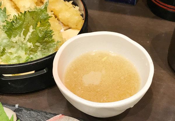 天ぷら 天つゆ 立ち食い寿司屋 立ち飲み すしいち