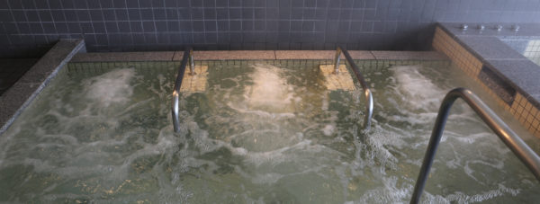 神戸 垂水 ジェームス山 天然温泉 月の湯船 内湯 ジャグジー ジェットバス
