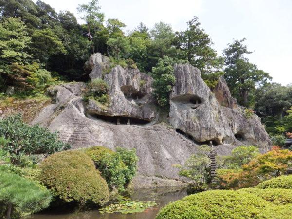 那谷寺 奇岩遊仙境