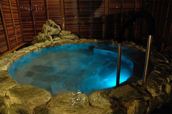 太閤の湯 有馬温泉 炭酸泉リニューアル 露天風呂 大浴場
