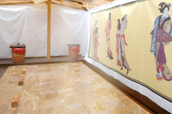 太閤の湯 有馬温泉 リニューアル 露天風呂 大浴場 金泉 銀泉 蒸し風呂 岩盤浴