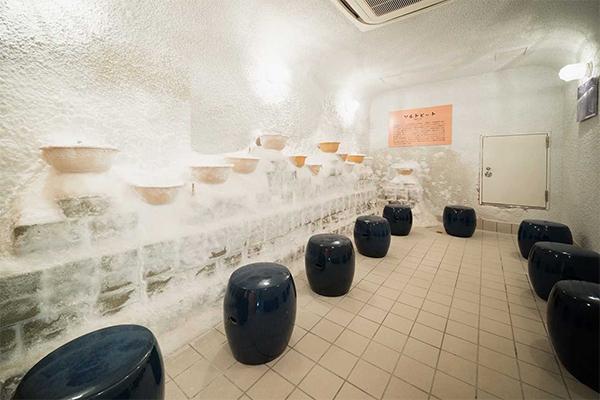 太閤の湯 有馬温泉 リニューアル 露天風呂 大浴場 金泉 銀泉 蒸し風呂 岩盤浴 ひょうたん夢蒸楽
