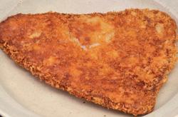 明石鮪屋の食堂 マグロかつ