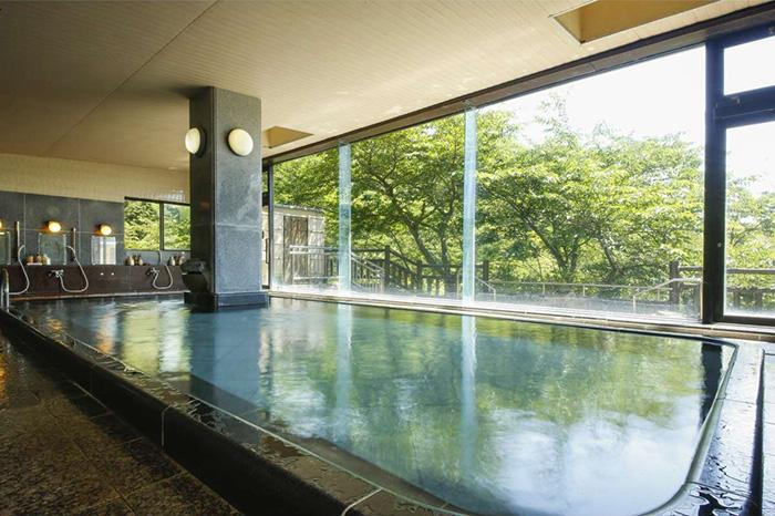 奈良 信貴山 観光ホテル 大浴場