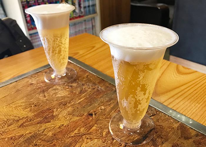 ここ弁当 生ビール 宝塚バル 2019 逆瀬川 小林 仁川