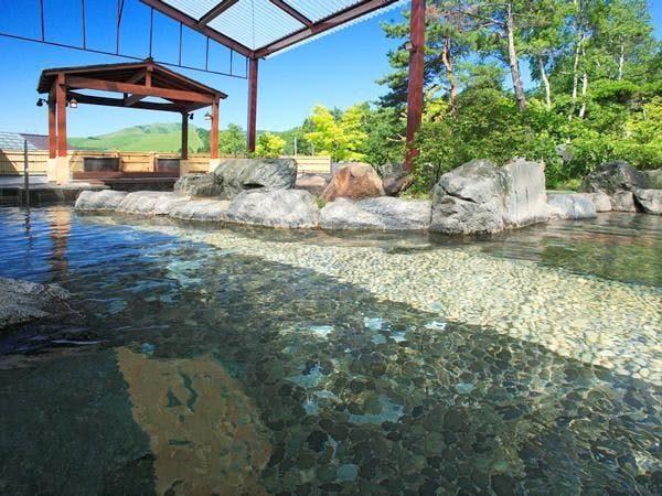 白樺リゾート 池の平ホテル 大露天風呂