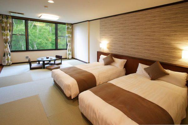 白樺リゾート 池の平ホテル 客室