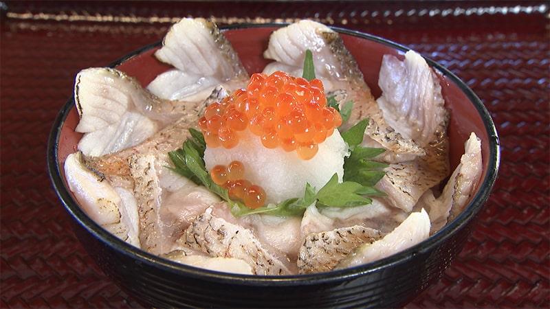 能登海鮮丼 みとね のどぐろ丼