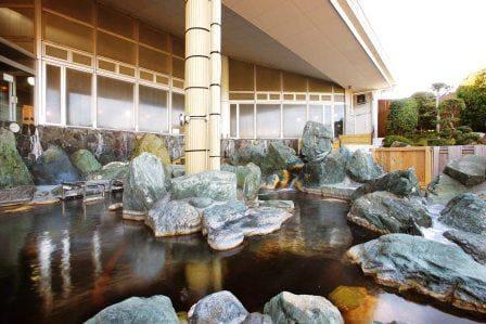静岡 袋井温泉 和の湯