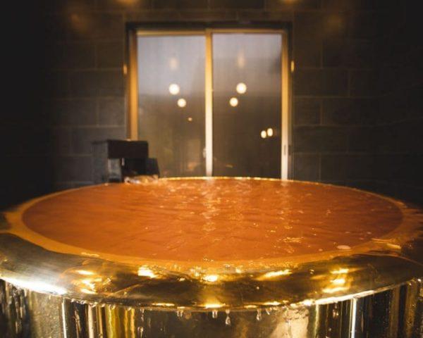 黄金と水素の湯 ハウステンボス天然温泉 黄金風呂