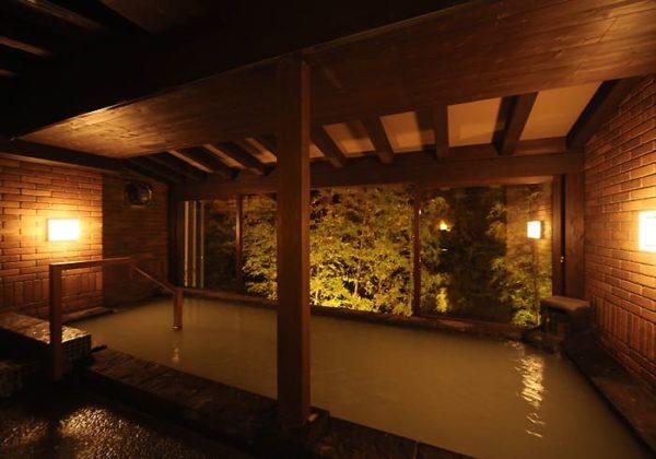 雲仙温泉 福田屋 大浴場