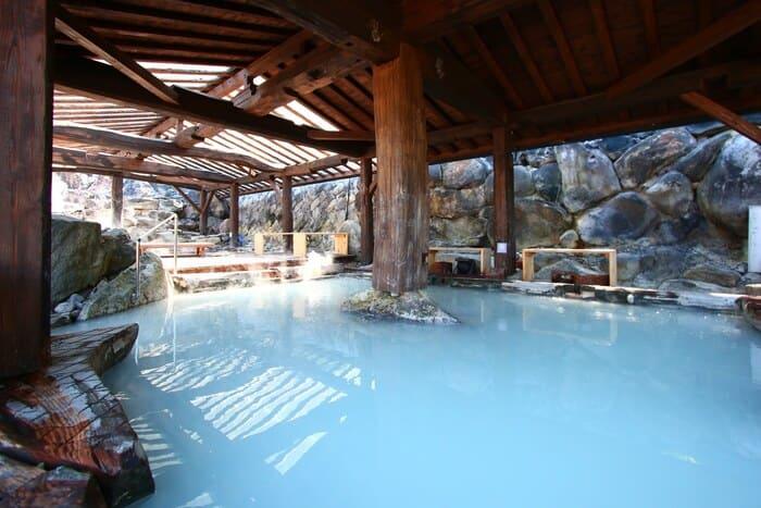 熊本 地獄温泉 すずめの湯 青風荘