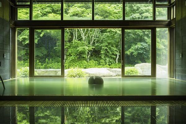 長野 軽井沢 星野温泉 トンボの湯 星野リゾート