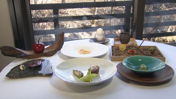 軽井沢 Restaurant Toeda トエダ