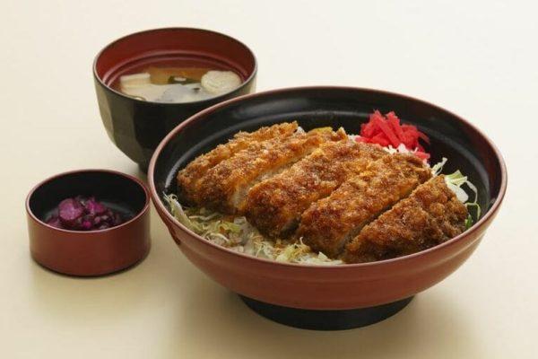 長野 豊野温泉 りんごの湯 長野名物 ソースカツ丼