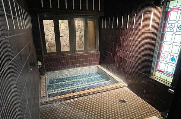 岡山 鏡野町 奥津温泉 奥津荘 泉の湯